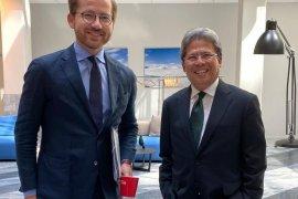 Norwegia bayar Indonesia Rp812,86 miliar karena berhasil turunkan emisi