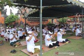 Badung terapkan protokol kesehatan ketat saat upacara keagamaan
