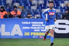 Napoli tundukkan Roma 2-1 di lanjutan serie A