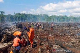 Hujan padamkan kebakaran 22,5 Ha lahan di Aceh Barat dan Nagan Raya