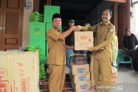 Paket bantuan Pemkab Aceh Barat untuk korban kebakaran, ini rinciannya
