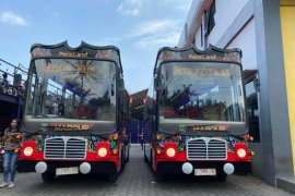 "Bus wisata Kota Madiun ""Mabour"" siap beroperasi"