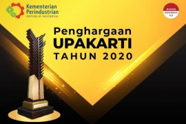 Apresiasi IKM, Wapres anugerahkan penghargaan Upakarti dan IGDS