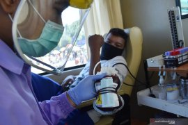 Donor darah di ruang publik pada masa pandemi COVID-19