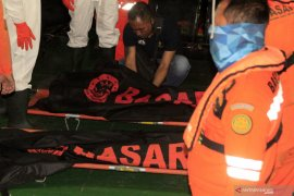 Bayi 11 bulan jadi  korban kapal tenggelam dilaporkan meninggal dunia