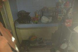 Satu keluarga tersambar api akibat gas bocor