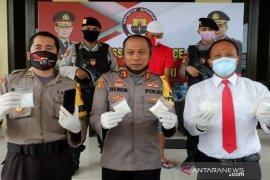 Polisi Kendari bekuk pemuda diduga pengedar sabu-sabu lintas provinsi
