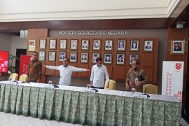 Peringatan HUT ke-75 RI di Istana dilaksanakan terbatas