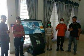 BMKG pasang alat pendeteksi gempa  di Humbang Hasundutan