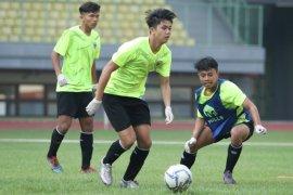 Pemain timnas U-16 didenda jika berat badan naik