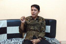 KPU Tanah Datar verifikasi dukungan pasangan calon perseorangan Gubernur Sumatera Barat (Video)