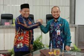 Faried Fakhmansyah puji kinerja Tamzil selama menjadi Sekda HST