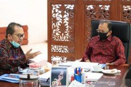 BI-perbankan Bali adakan safari protokol kesehatan jelang Normal Baru