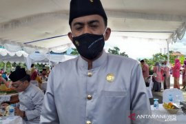 25 anggota DPRD Belitung jalani tes cepat COVID-19