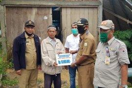 Pemkab Aceh Timur bangun kembali rumah yang rusak diterjang puting beliung