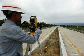 Tol Trans-Sumatera kurang Rp387 triliun