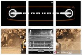Disney akan terlibat dalam peluncuran mobil legendaris Ford Bronco