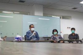 Dirjen Dikti tinjau langsung pelaksanaan UTBK di Kampus UI Depok