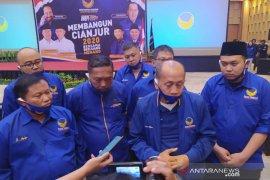 Partai Nasdem targetkan kemenangan pilkada di enam kabupaten/kota