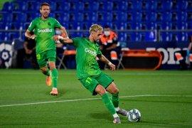 Imbang 1-1 lawan Levante,  impian Sociedad ke Liga Champions musnah