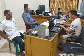 Polisi periksa dua karyawan perkebunan terkait kebakaran lahan di Nagan Raya