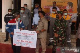 Proyek pembangunan kilang Pertamina Balikpapan aktifkan COVID Ranger