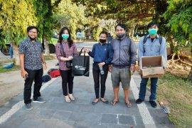 """BPJAMSOSTEK Banuspa bagikan tas berbahan """"spunbond"""" dalam """"Let's go Green"""""""