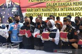 Polisi: Peredaran narkoba di masa pandemi berkedok pengiriman bansos