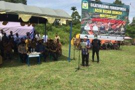 Jaga gunung api Seulawah Agam , ini komitmen masyarakat Lamteuba