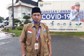 Jambi tambah lagi satu pasien terinveksi COVID-19, total 121 orang