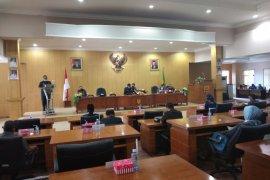 Wali Kota apresiasi pandangan fraksi-fraksi DPRD atas LPJ
