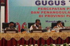 Doni Monardo sebut Papua Barat cukup berhasil kendalikan COVID-19