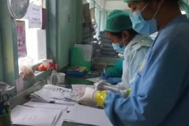 Setiap hari, RSUP Sanglah layani tes PCR 450-1.000 spesimen