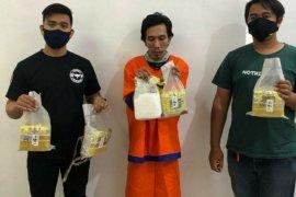 Polda Jatim gagalkan peredaran 5,3 kg sabu-sabu dari bandar asal Surabaya