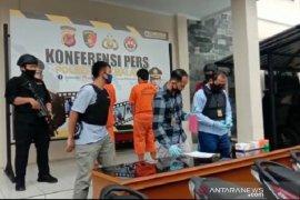 Polisi Tasikmalaya tangkap napi asimilasi curi sepeda motor
