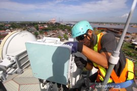 XL Axiata lanjutkan fiberisasi jaringan di Kalimantan Selatan
