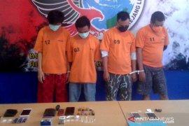 Oknum ASN Kepahiang tertangkap bawa narkoba