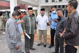 Terima kunjungan Tim Pansus DPRA, Bupati Shabela sampaikan sejumlah poin