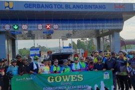 Ini kata Bupati Aceh Besar terkait Tol Indrapuri-Blang Bintang