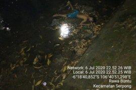 Mengenaskan, dililit ular piton di sungai seorang remaja tewas di lokasi