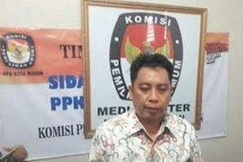 KPU Medan tes cepat COVID-19  terhadap 4.294 PPDP