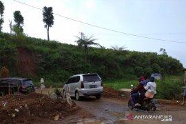 Pemkab Cianjur bangun jalur Puncak II tahun 2021