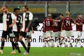Juventus takluk 2-4 dari Milan