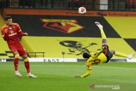 Kalahkan 2-1, Watford buat Norwich di ambang degradasi