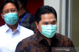 Menteri BUMN: Selama vaksin belum ada, kita harus jalani normal baru