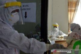 hasil tes cepat 65  ASN Pemprov Aceh reaktif