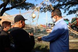 KKP masih kaji regulasi terkait persyaratan alat  tangkap cantrang