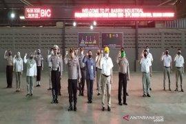 Polresta Banjarmasin ajak perusahaan menuju Industri Tangguh Banua cegah COVID-19 di lingkungan kerja