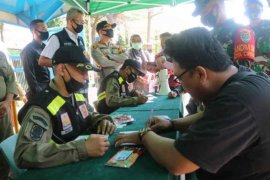 Pemkot Cirebon intensifkan razia penggunaan masker
