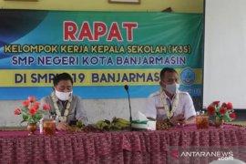 5.965 diterima PPDB SMP Banjarmasin, 14 sekolah kurang siswa